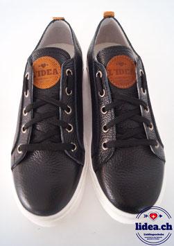 L'IDEA Sneaker 88-4 schwarz