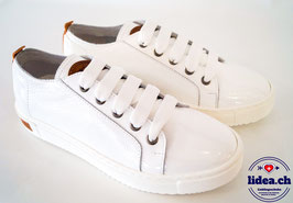 L'IDEA Sneaker 88-3 naplak weiss