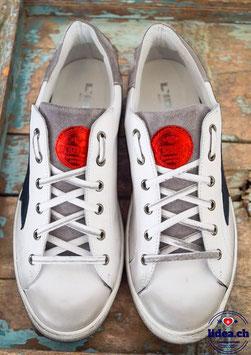 L'IDEA Sneaker 93-1 weiss