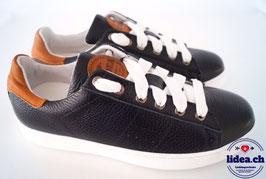 L'IDEA Sneaker 114-2 schwarz