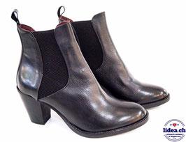 L'IDEA Chelsea Boot G09 schwarz