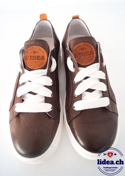 L'IDEA Sneaker 88-3 dunkelbraun