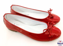 L'IDEA BALLERINA 1631 LACKLEDER ROT