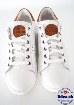 L'IDEA Sneaker 115-1 weiss