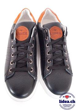 L'IDEA Sneaker 114-1 schwarz