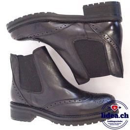 L'IDEA Chelsea Boot 2724 schwarz