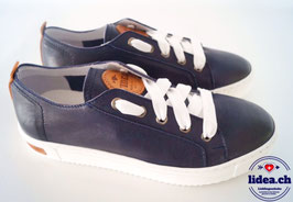 L'IDEA Sneaker 88-3 dunkelblau