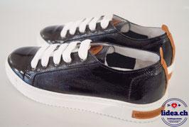 L'IDEA Sneaker 88-3 naplak schwarz