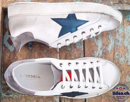 L'IDEA Sneaker 93-2 weiss