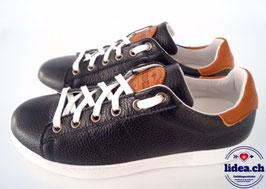 L'IDEA Sneaker 114-3 schwarz