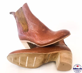 L'IDEA CHELSEA BOOT M10 COGNAC