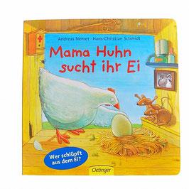 Buch: Mama Huhn sucht ihr Ei