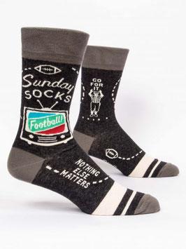 Männer Socken Sunday von Blue Q