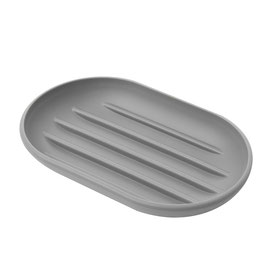 Touch Soap Dish grau