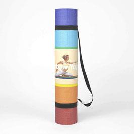 "Yogamatte ""Rainbow"""