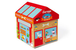 Scratch Europe Garage Play Box 2 in 1