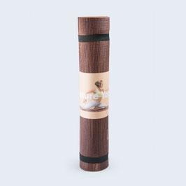 """Yogamatte """"Wood"""""""