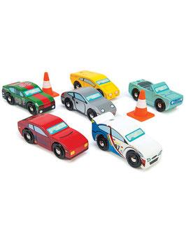 Le Toy Van Sports Car 6-teilig Monte Carlo