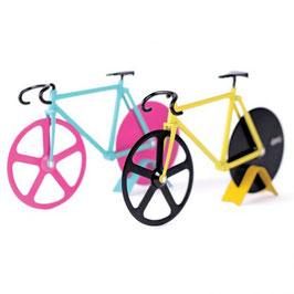 Pizzaschneider Fahrrad Fixie bumblebee (DOIY Design)