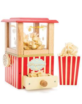 Le Toy Van Popcornmaschine 7-teilig aus Holz