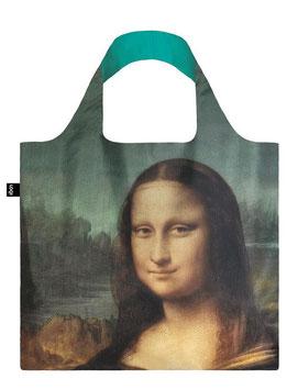 LOQI Einkaufsbeutel - Leonardo Da Vinci Mona Lisa Bag