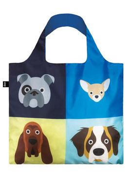 LOQI Einkaufsbeutel - dog bag