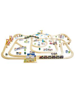 Le Toy Van Holzeisenbahn Royal Express 180-teilig