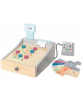JaBaDaBaDo Spiel-Kasse CASH mit Zuberhör in bunt