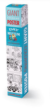 "Coloring Set ""Day at the Museum"""