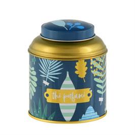 Boîte a Thé bleu