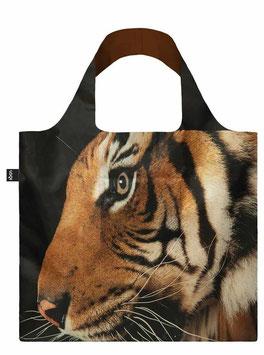 LOQI Einkaufsbeutel - National Geographic Tiger Bag