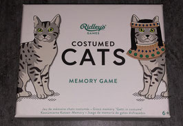 Memory Game Cats