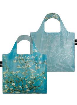 LOQI Einkaufsbeutel - Van Gogh Almond Blossom Bag
