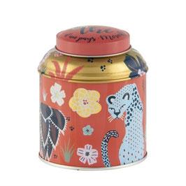 Boîte a Thé rouge