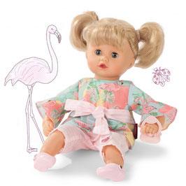 Götz Puppe Muffin Flamingo Love