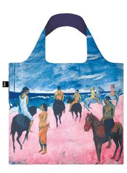 LOQI Einkaufsbeutel - Paul Gauguin Horseman Bag