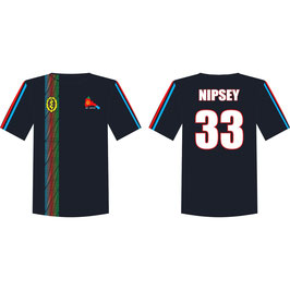 Nipsey or Eritrea Adult black shirt
