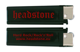 Headstone / Feuerzeug