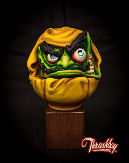 """The WeirDaruma"" Yellow Edition"