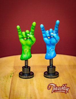 The ROCKING HANDS - WACKY WOBBLER