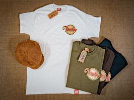 T-Shirt Brown / Classic Crest-Logo