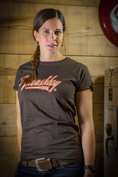 Girls / Women T-Shirt  Classic Logo