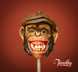 """The Freaky Monkey"" Flat Cap Edition"