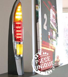 """4zéro4"" Lampe d'ambiance vintage"