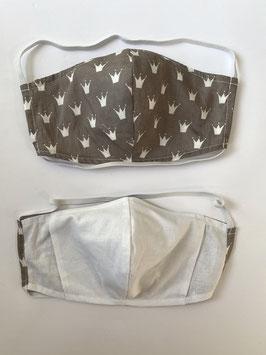 Maske mit Tasche für Filter 193 F
