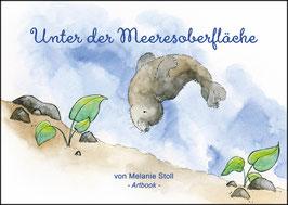 """Artbook """"Unter der Meeresoberfläche"""""""