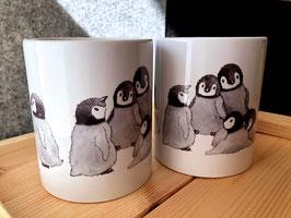Tasse: Pinguingruppe