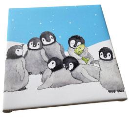Bild: Pinguingruppe