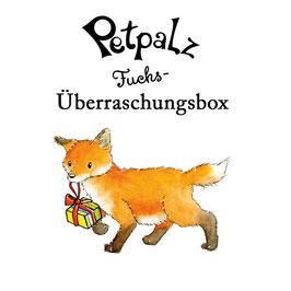 Petpalz Fuchs-Überraschungsbox