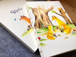 Notizbuch: Füchse